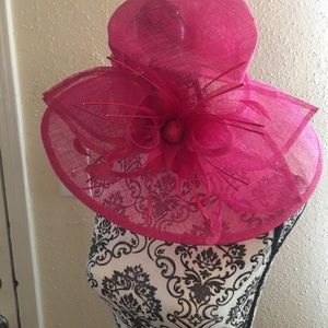 Accessories - Beautiful brims wide church hat